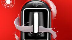 Karaca Hatır Mod Sütlü Türk Kahve Makinesi Red