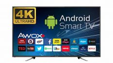 50″ AWOX U5100STR/4K/S-50 SMART UYDULU TV